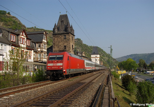 DB 101 127, Bacharach