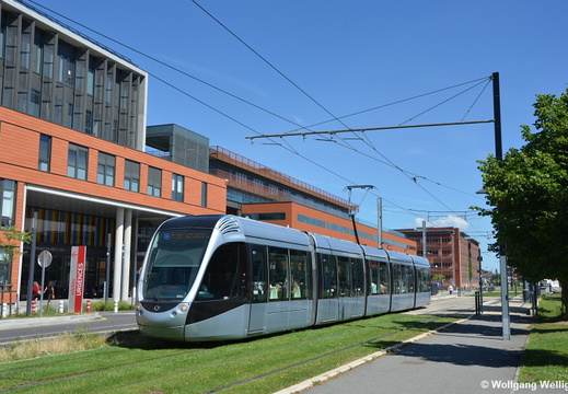 Tram Toulouse, 5024, Purpan