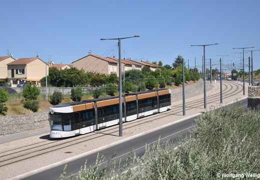Tram Marseille, 006, Air Bel