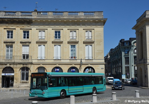 Reims Bus 316, Royale
