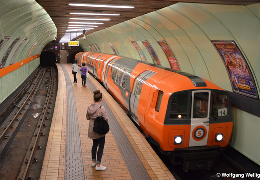 Glasgow Subway, 110, Cowcaddens