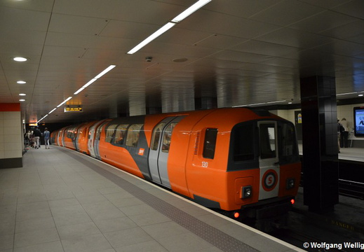 Glasgow Subway, 130, St Enoch