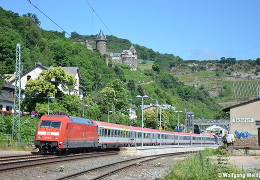 DB 101 116, Bacharach
