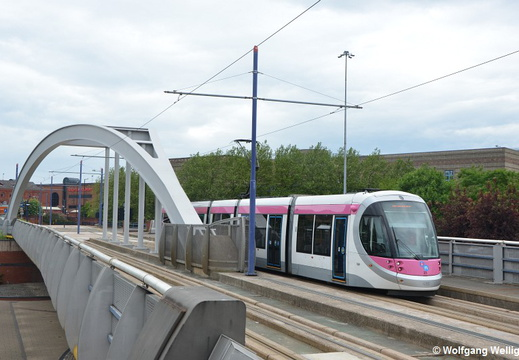 Tram Birmingham (Midland Metro), 23, The Royal