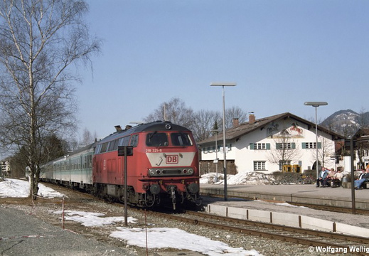 218 321, Lenggries