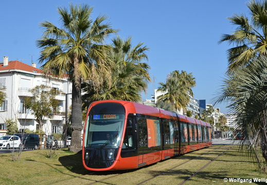 Tramway Nice, 36, Cassin / Kirchner