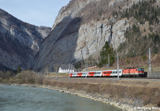 ÖBB 1144 067, Tenneck