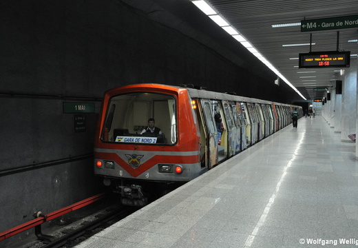 Bucharest Metro, 85, 1 Mai