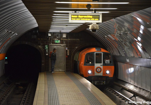 Glasgow Subway, Cessnock