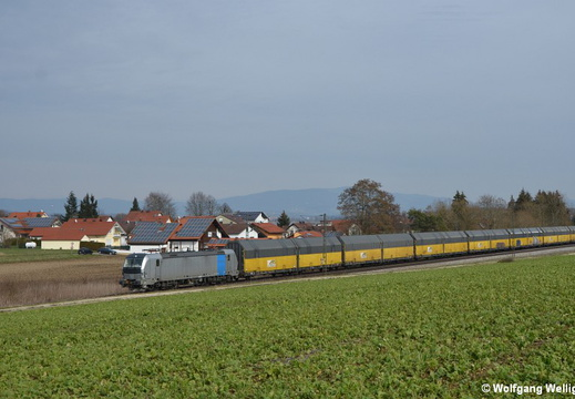 Railpool 193 816, Plattling