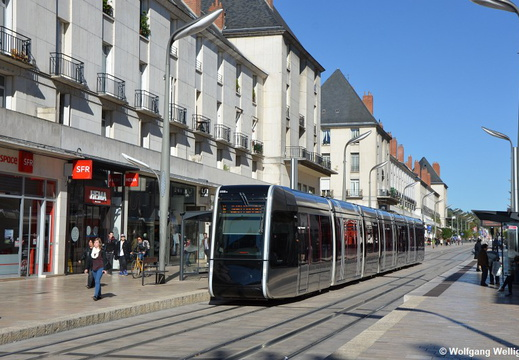 Tramway Tours, 058, Nationale